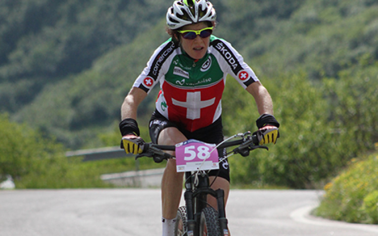 Marathon WM in Val Gardena
