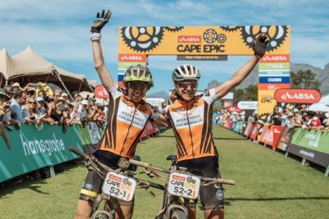 Eine spannende, staubige und harte Woche am Cape Epic …..