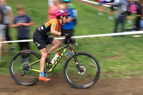 Race report, XCO WC Lenzerheide