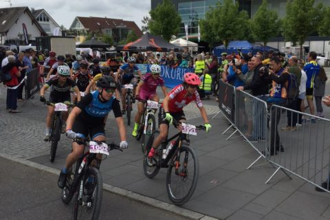 UCI MTB Marathon World Serie in Singen