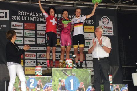 Race Report: XC Marathon, Singen.
