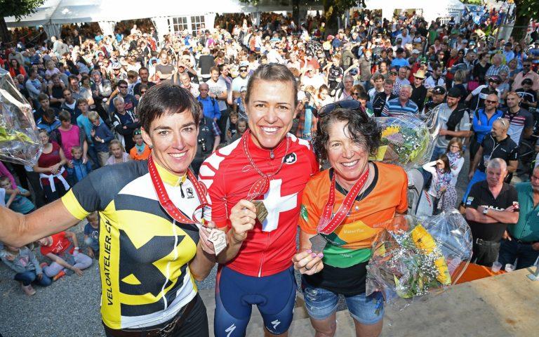 Schweizermeisterschaft Marathon in Einsiedeln