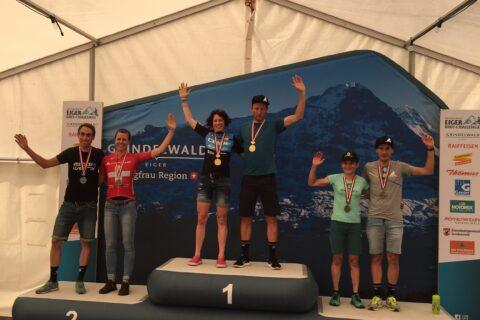 Eigerbike Challenge Grindelwald