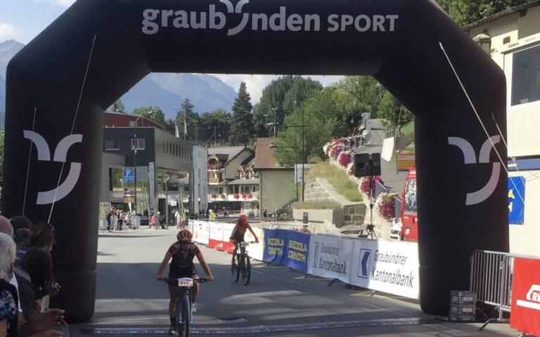 Marathon Schweizermeisterschaft in Scuol